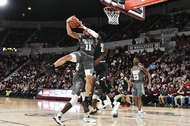 Mississippi State vs. BYU - 12/29/18 College Basketball Pick, Odds, and Prediction