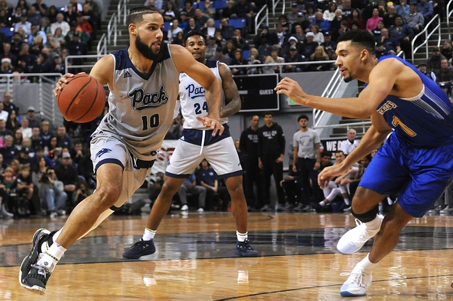 Utah Utes vs. Nevada Wolf Pack - 12/29/18 College Basketball Pick, Odds, and Prediction
