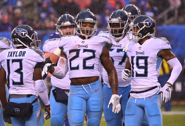 Tennessee Titans vs. Washington Redskins - 12/22/18 NFL Pick, Odds, and Prediction