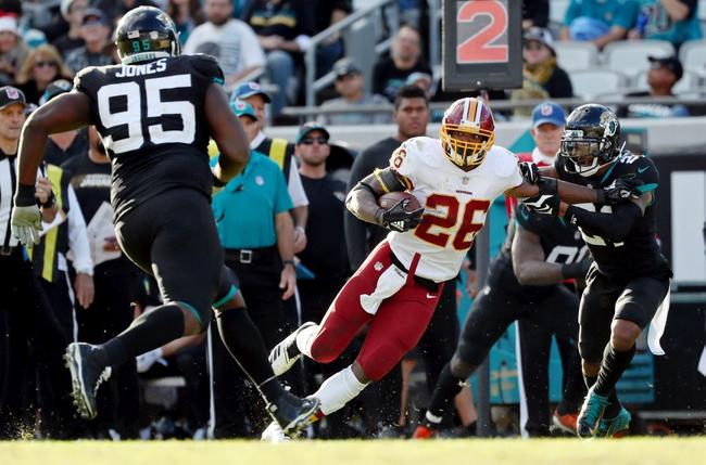 Washington Redskins vs. Jacksonville Jaguars - 6/25/20 Madden 20 Sim Classic NFL Pick, Odds, and Prediction