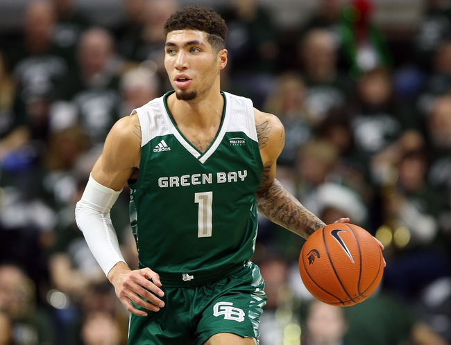 Green Bay vs. Youngstown State - 1/3/19 College Basketball Pick, Odds, and Prediction