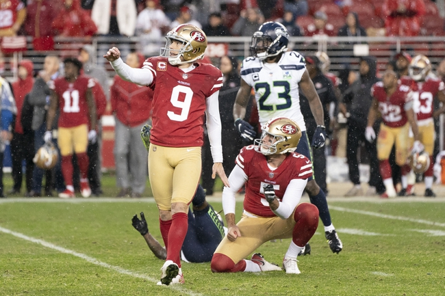 San Francisco 49ers vs. Seattle Seahawks - 11/11/19 NFL Pick, Odds, and Prediction