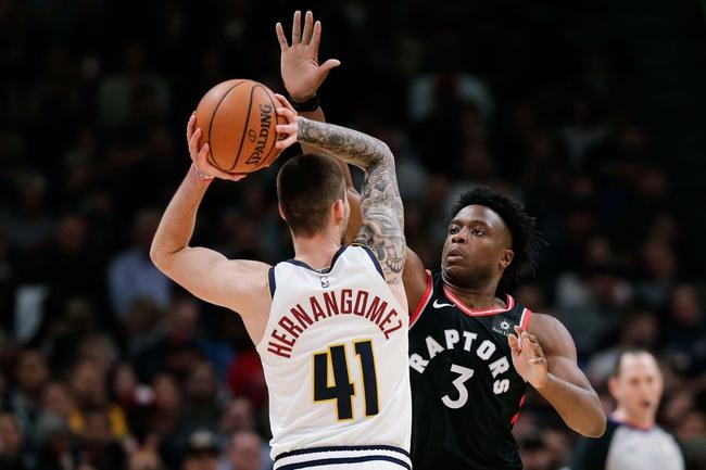 Denver Nuggets vs. Toronto Raptors - 3/1/20 NBA Pick, Odds, and Prediction