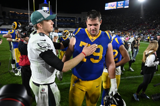 Philadelphia Eagles vs. Los Angeles Rams - 5/16/20 Madden20 NFL Sim Pick, Odds, and Prediction