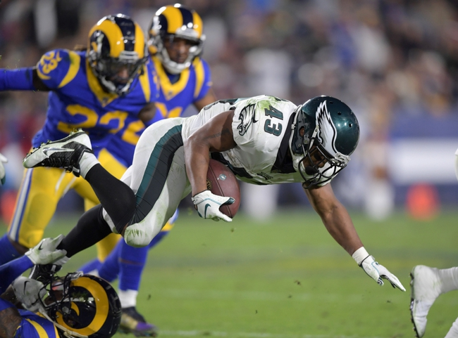 Philadelphia Eagles vs. Los Angeles Rams - 5/27/20 Madden 20 Sim NFL Pick, Odds, and Prediction