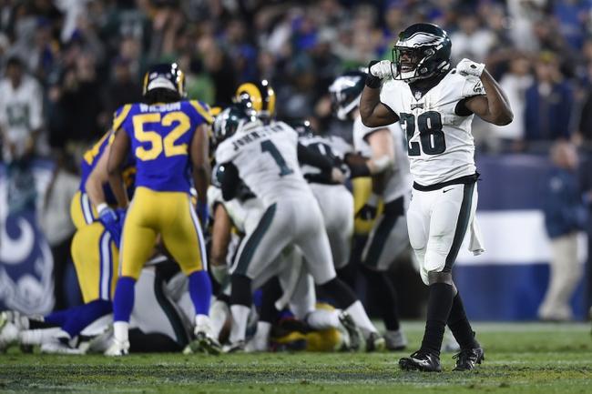 Los Angeles Rams at Philadelphia Eagles - 9/20/20 NFL Picks and Prediction