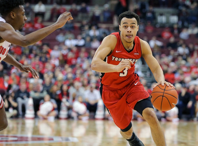 Youngstown State vs. UIC - 1/30/20 College Basketball Pick, Odds, and Prediction