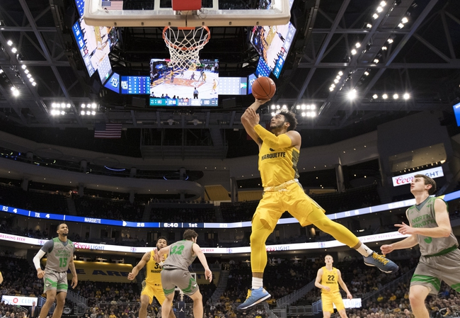 St. John's vs. Marquette - 1/1/19 College Basketball Pick, Odds, and Prediction