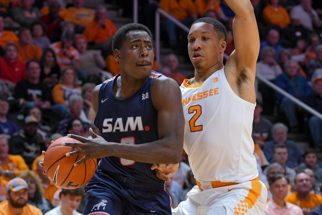 Samford Bulldogs vs. Mercer Bears - 1/18/20 College Basketball Pick, Odds, and Prediction