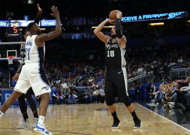 San Antonio Spurs vs. Orlando Magic - 10/5/19 NBA Pick, Odds, and Prediction