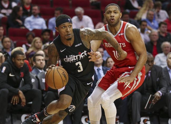Washington Wizards vs. Houston Rockets - 10/30/19 NBA Pick, Odds, and Prediction