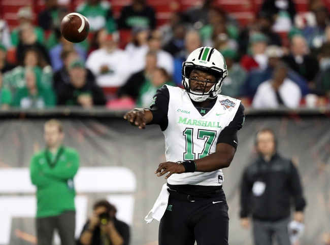 Marshall vs. VMI - 8/31/19 College Football Pick, Odds, and Prediction