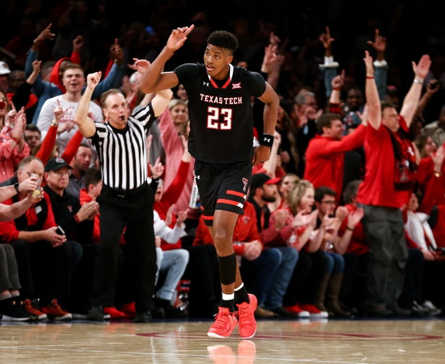 West Virginia vs. Texas Tech - 1/2/19 College Basketball Pick, Odds, and Prediction