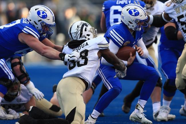 BYU vs. Utah - 8/29/19 College Football Pick, Odds, and Prediction