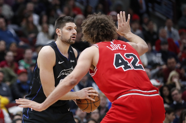 Chicago Bulls vs. Orlando Magic - 1/2/19 NBA Pick, Odds, and Prediction
