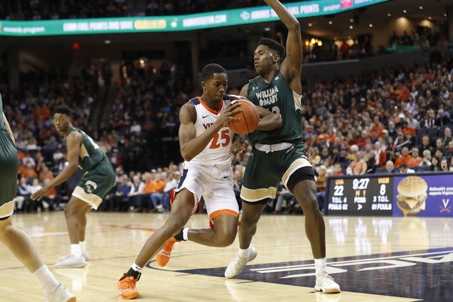 William & Mary vs. Towson - 12/30/18 College Basketball Pick, Odds, and Prediction
