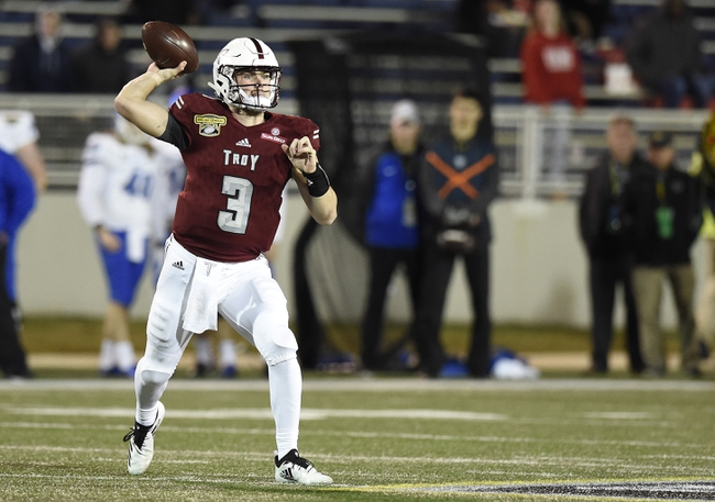 Troy vs. Campbell - 8/31/19 College Football Pick, Odds, and Prediction