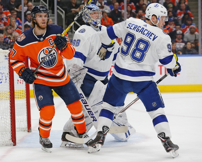 Tampa Bay Lightning vs. Edmonton Oilers - 2/13/20 NHL Pick, Odds & Prediction