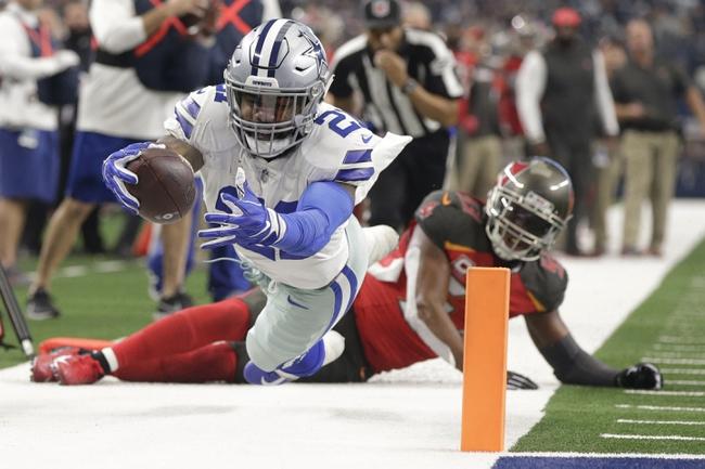 Dallas Cowboys vs. Tampa Bay Buccaneers - 8/29/19 NFL Preseason Pick, Odds, and Prediction