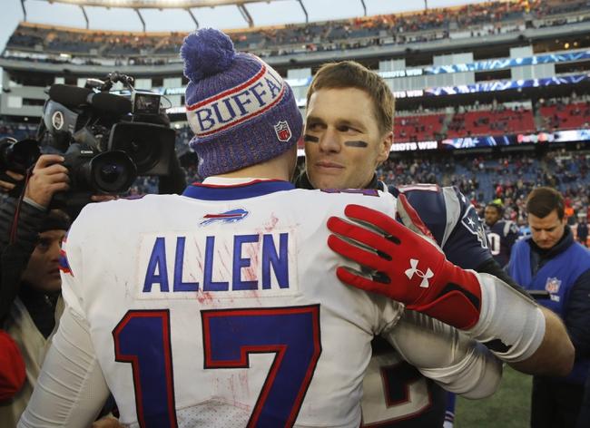 New England Patriots at Buffalo Bills - 9/29/19 NFL Pick, Odds, and Prediction