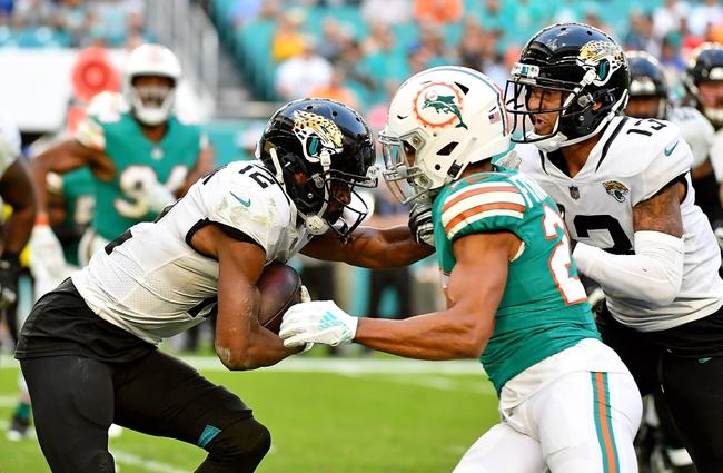 Miami Dolphins vs. Jacksonville Jaguars - 8/22/19 NFL Preseason Pick, Odds, and Prediction