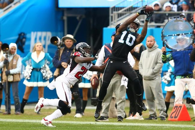 Carolina Panthers vs. Atlanta Falcons - 11/17/19 NFL Pick, Odds, and Prediction