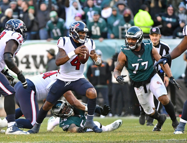 Houston Texans vs. Philadelphia Eagles - 6/28/20 Madden 20 Sim NFL Pick, Odds, and Prediction