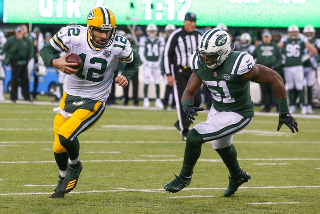 Green Bay Packers vs. New York Jets - 5/30/20 Madden20 NFL Sim Pick, Odds, and Prediction