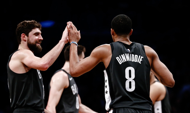 Phoenix Suns vs. Brooklyn Nets - 11/10/19 NBA Pick, Odds, and Prediction