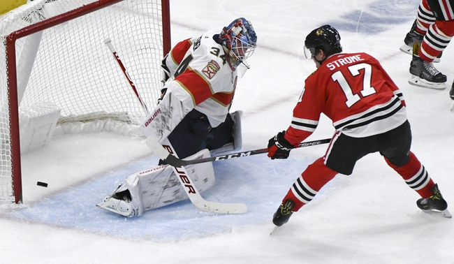 Chicago Blackhawks vs. Florida Panthers - 1/21/20 NHL Pick, Odds, and Prediction