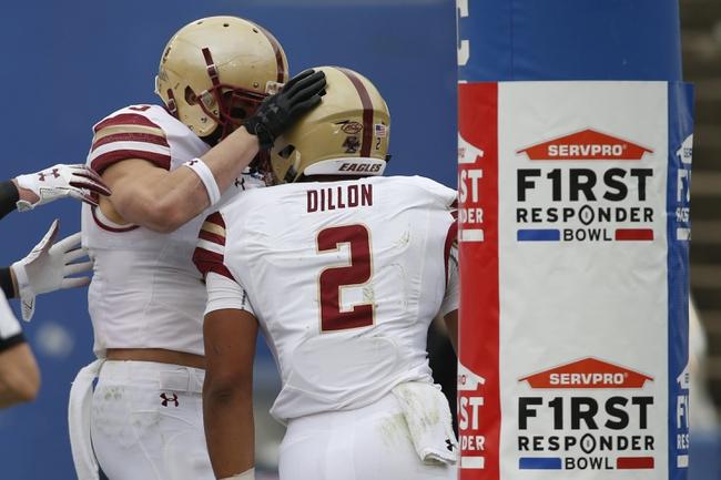 Boston College vs. Virginia Tech - 8/31/19 College Football Pick, Odds, and Prediction