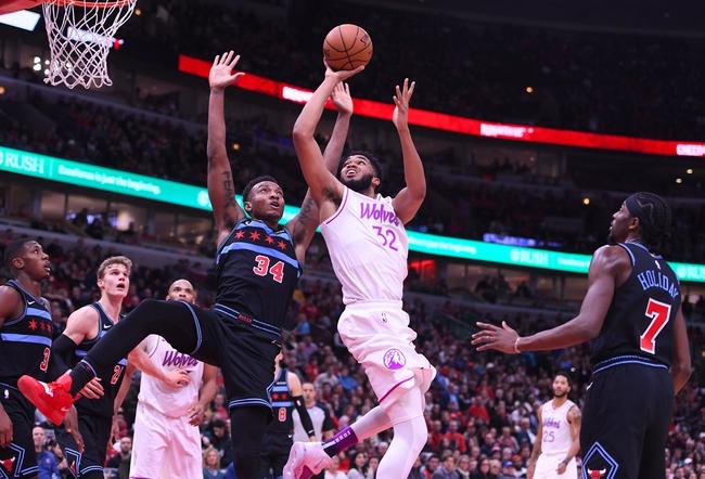 Chicago Bulls vs. Minnesota Timberwolves - 1/22/20 NBA Pick, Odds, and Prediction
