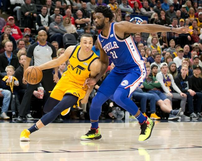 Utah Jazz vs. Philadelphia 76ers - 11/6/19 NBA Pick, Odds, and Prediction