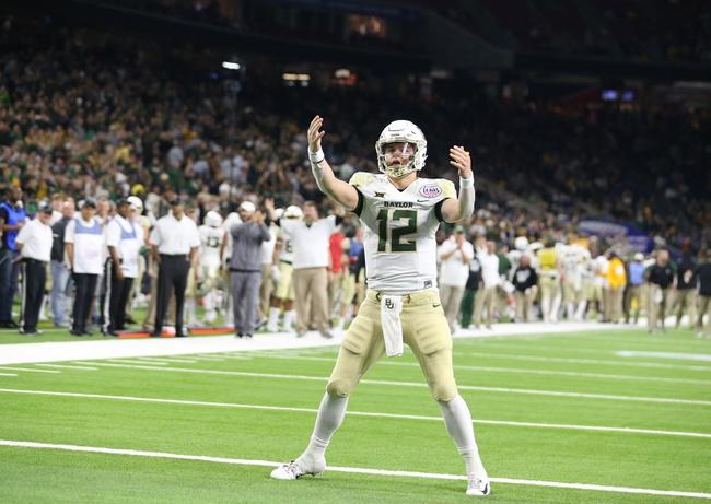 Baylor vs. Stephen F. Austin - 8/31/19 College Football Pick, Odds, and Prediction