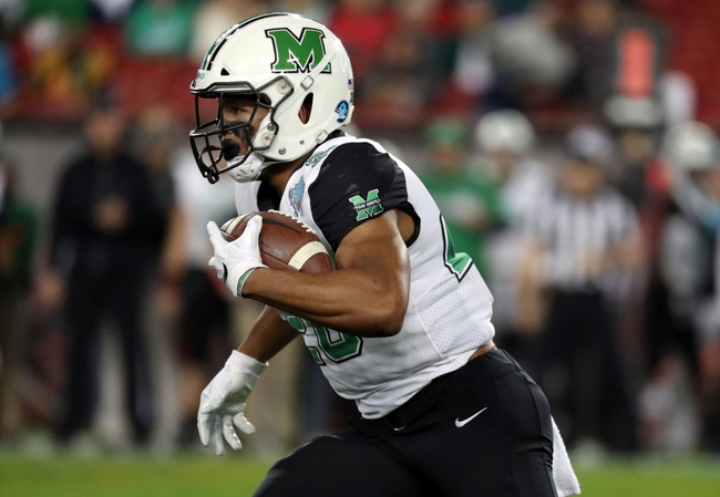 UCF vs. Marshall - 12/23/19 College Football Gasparilla Bowl Pick, Odds, and Prediction