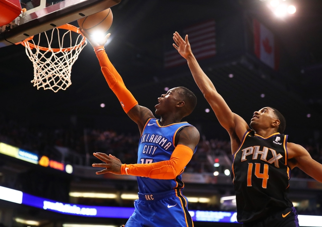 Oklahoma City Thunder vs. Phoenix Suns - 12/20/19 NBA Pick, Odds & Prediction