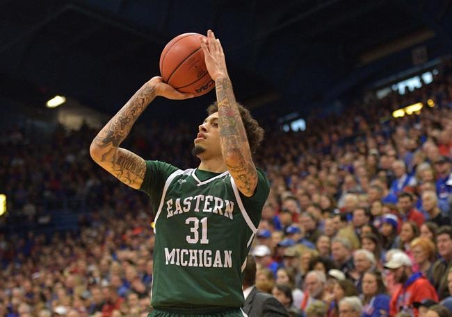 Eastern Michigan vs. Western Michigan - 2/15/20 College Basketball Pick, Odds, and Prediction
