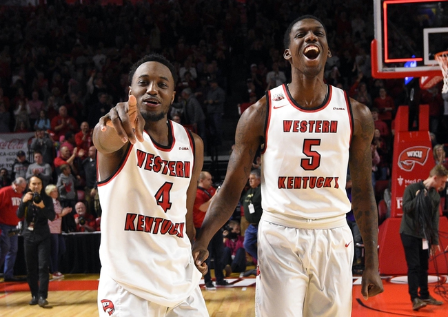 Western Kentucky vs. Tennessee Tech - 11/5/19 College Basketball Pick, Odds, and Prediction