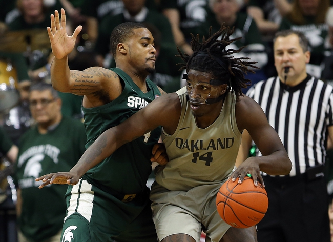 Wright State vs. Oakland - 2/8/20 College Basketball Pick, Odds, and Prediction