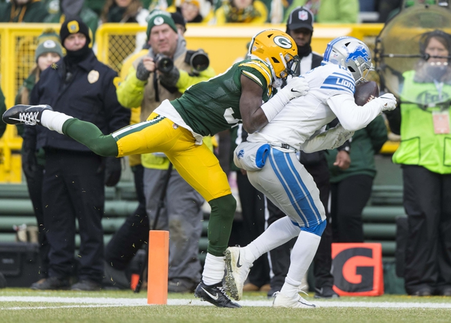 Green Bay Packers vs. Detroit Lions - 10/14/19 NFL Pick, Odds, and Prediction