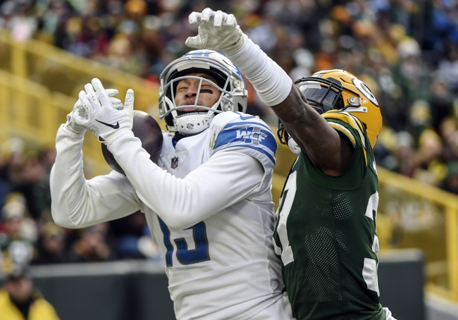 Detroit Lions at Green Bay Packers - 10/14/19 NFL Pick, Odds, and Prediction