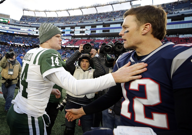New York Jets at New England Patriots - 9/22/19 NFL Pick, Odds, and Prediction