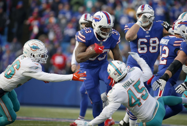 Miami Dolphins at Buffalo Bills - 10/20/19 NFL Pick, Odds, and Prediction