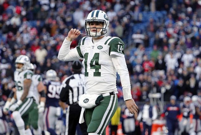 New England Patriots at New York Jets - 10/21/19 NFL Pick, Odds, and Prediction