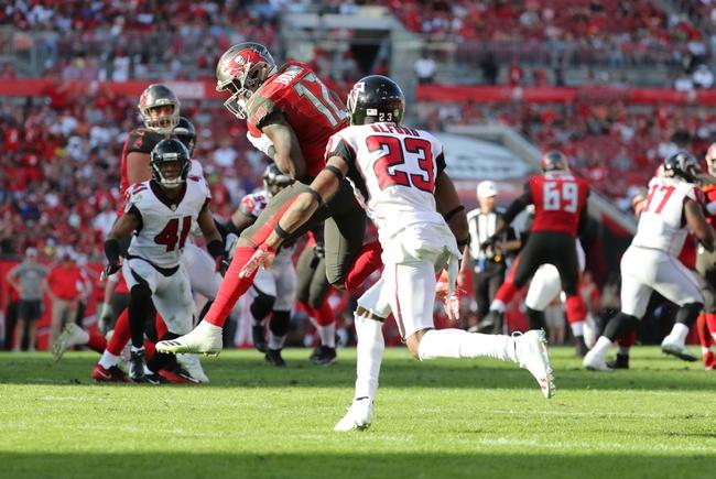 Tampa Bay Buccaneers at Atlanta Falcons - 11/24/19 NFL Pick, Odds, and Prediction