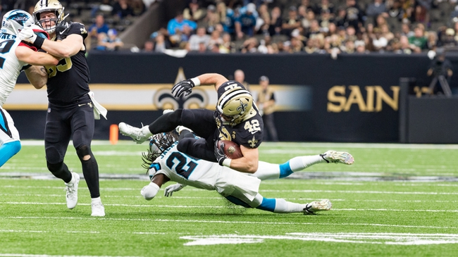 New Orleans Saints vs. Carolina Panthers - 11/24/19 NFL Pick, Odds, and Prediction