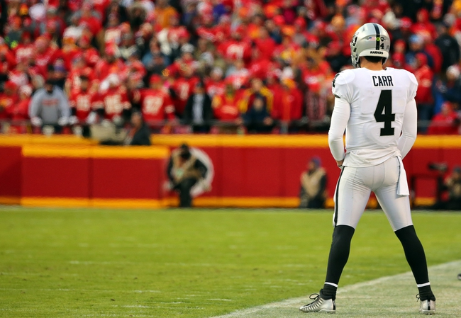 Kansas City Chiefs at Oakland Raiders - 9/15/19 NFL Pick, Odds, and Prediction