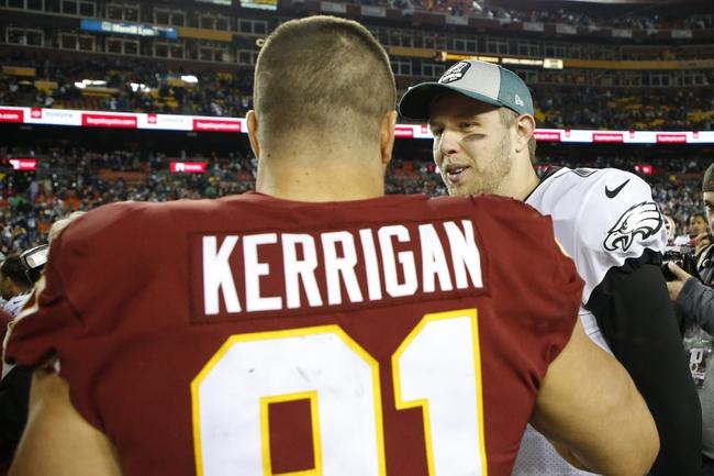 Washington Redskins at Philadelphia Eagles - 9/8/19 NFL Pick, Odds, and Prediction