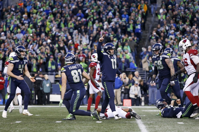 Arizona Cardinals vs. Seattle Seahawks - 9/29/19 NFL Pick, Odds, and Prediction