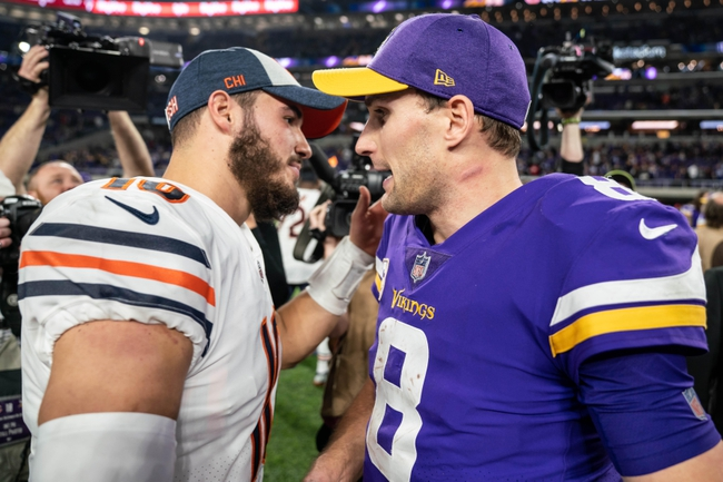 Minnesota Vikings at Chicago Bears - 9/29/19 NFL Pick, Odds, and Prediction